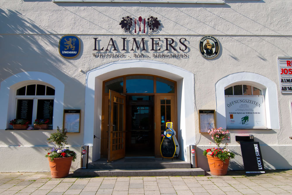 Laimers Eingang