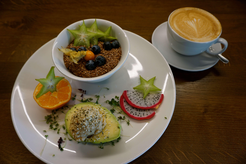 Frühstück Marrakesch