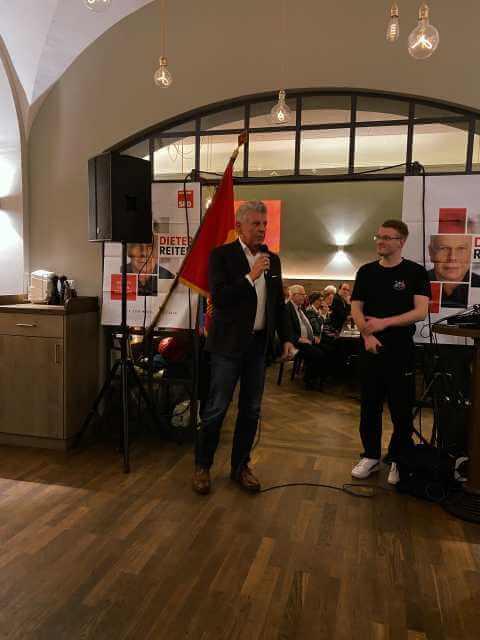 Neujahrsempfang der SPD 2020